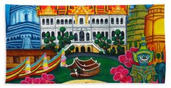 Exotic Bangkok Bath Towel