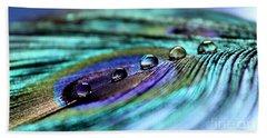 Exotic Drops Of Life Hand Towel