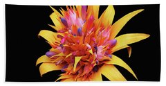 Exotic Flowers Bath Towel