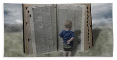 Exploration And Discovery Bath Towel