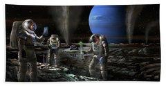 Exploring Triton Hand Towel