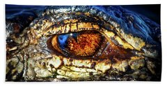 Eye Of The Apex Bath Towel