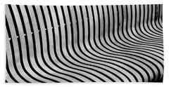 Eye Ride - Illusion  Bath Towel