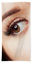 Eye Bath Towel