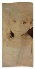 Innocent Eyes Hand Towel