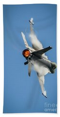 F-16 Banks Right Bath Towel