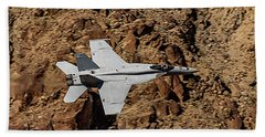F18 Down In The Jedi Transition Hand Towel