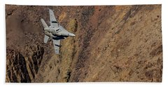 F18 In Star Wars Canyon Hand Towel