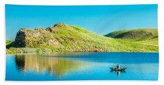 Faber Reservoir Fishing Bath Towel