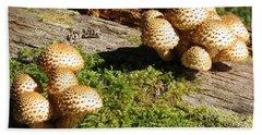Fabulus Fungi Bath Towel
