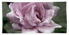 Faded Beauty Rose 0226 H_2 Hand Towel