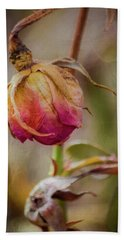 Fading Color Of Summer Hand Towel