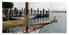 Fair Weather Annapolis  Bath Towel