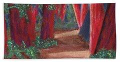 Fairfax Redwoods Hand Towel