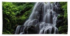 Fairy Falls Bath Towel