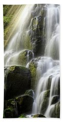 Fairy Falls Bath Towel