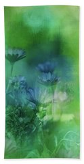 Fairy Garden Bath Towel