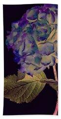 Fairy Hydrangea Hand Towel