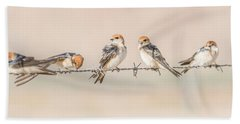 Fairy Martins Hand Towel