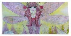 Fairy Messenger  Hand Towel