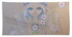 Fairy Song  Bath Towel
