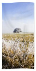 Bath Towel featuring the photograph Fairytale Winter In Fingal by Jorgo Photography - Wall Art Gallery