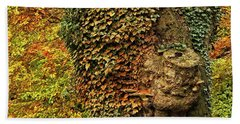 Fall Colors In Nature Bath Towel