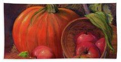 Fall Display Bath Towel
