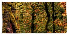 Fall Is Coming Hand Towel