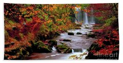 Fall It's Here Hand Towel