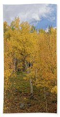 Fall Leaves Hand Towel