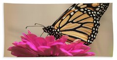 Fall Monarch 2016-4 Hand Towel