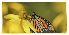 Fall Monarch 2016-5 Hand Towel