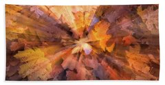 Fall Pizzaz Utah Adventure Landscape Photography By Kaylyn Franks Hand Towel
