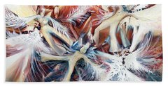Falling Angels Hand Towel