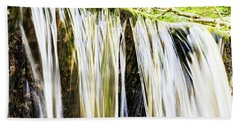 Falling Water Mirror Hand Towel