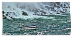 Falls Boat Bath Towel