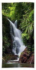 Falls Of Elabana  Hand Towel
