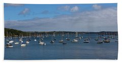 Falmouth Harbour Hand Towel