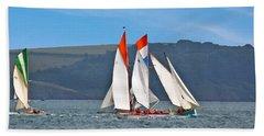 Falmouth Reggatta  Bath Towel