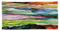 Fantascape Hand Towel