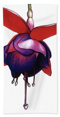 Fantastic Fuchsia Bath Towel