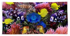 Fantasy Aquarium Hand Towel