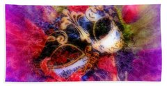 Fantasy Eyes Bath Towel