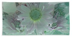 Fantasy Garden Hand Towel by Barbie Corbett-Newmin
