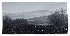 Far Away, The Misty Mountains Cold Bath Towel