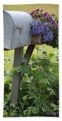 Farm's Mailbox Hand Towel