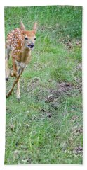 Fast Fawn Hand Towel