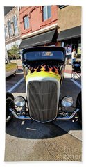 Fast Flames Hand Towel