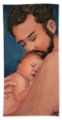 Fatherhood Hand Towel